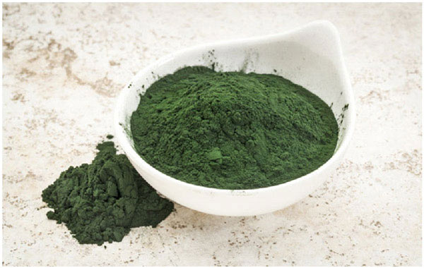 Benefits of Spirulina for the skin