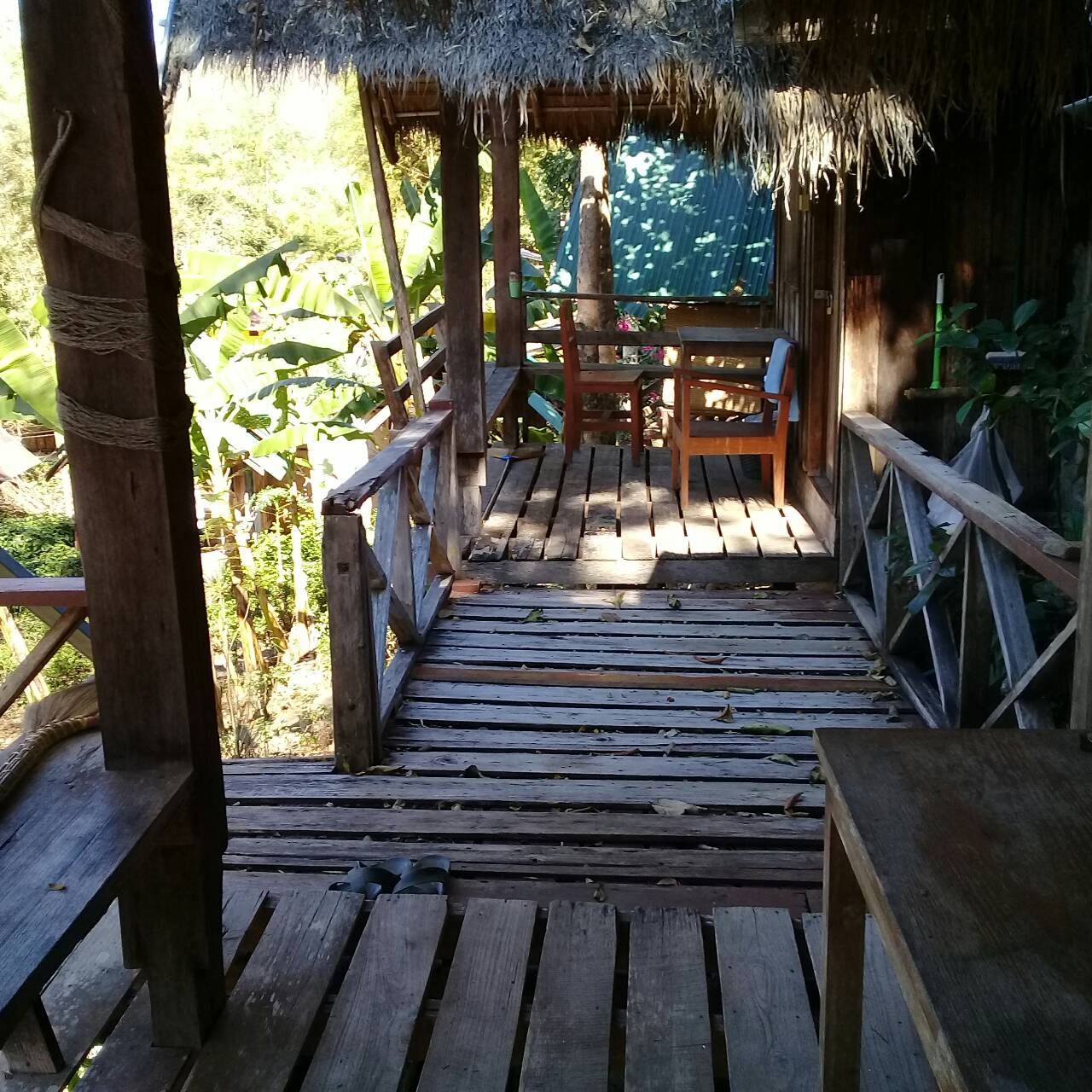 Accommodation Pai detox resort